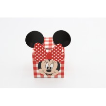 SCATOLA FORMA CUBO DISNEY MINNIE